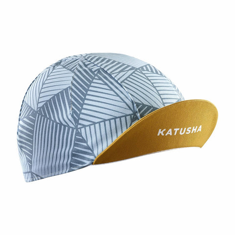 Katusha RACE Cap - AOP Shadow Gold