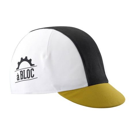 RACE Cap - Black White