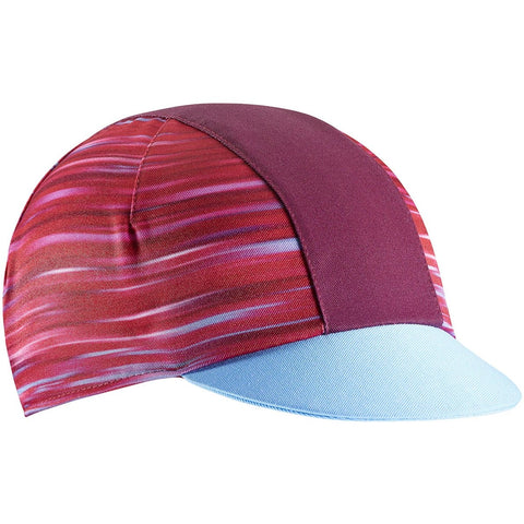 Katusha RACE Cycling Cap - Motion Blur Light Blue