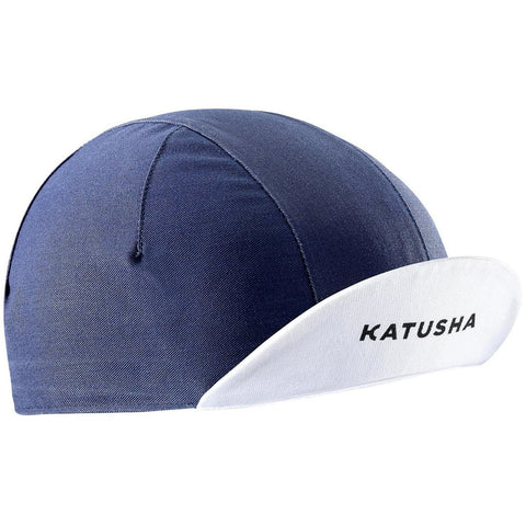 Katusha RACE Cap - Peacoat White