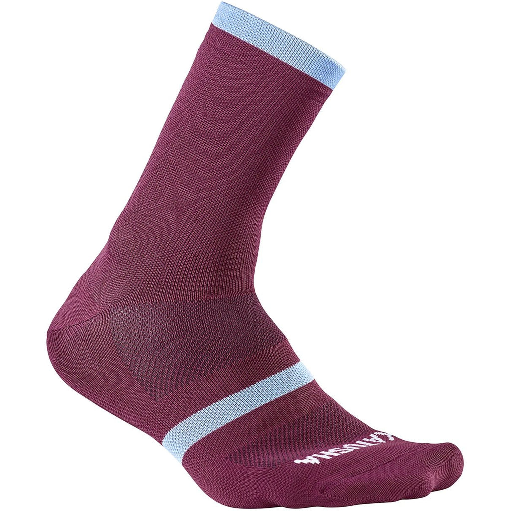 Katusha RACE Cycling Socks - Sangre Light Blue