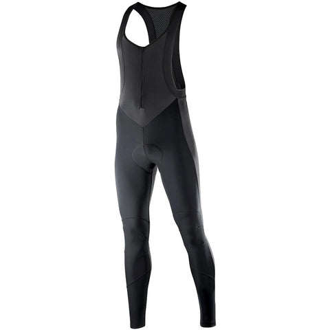 Katusha SOFTSHELL Cycling Bib Tights - Black