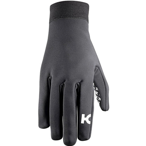 Katusha SOFTSHELL Cycling Gloves - Black