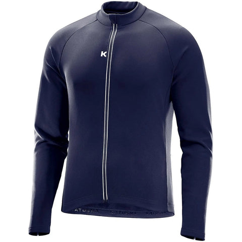 Katusha SOFTSHELL Cycling Jacket - Peacoat