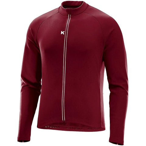 Katusha SOFTSHELL Cycling Jacket - Sangre