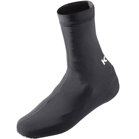 Katusha SOFTSHELL Cycling Shoe Covers - Black