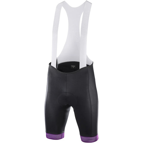 Katusha SUPERLIGHT Cycling Bib Shorts - Black Purple