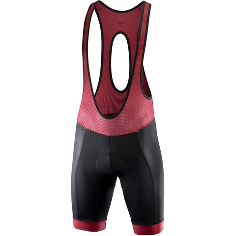 Katusha SUPERLIGHT Cycling Bib Shorts - Black Sangre