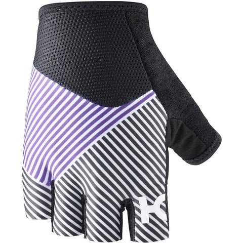 Katusha SUPERLIGHT Cycling Gloves - 90 Degrees Purple