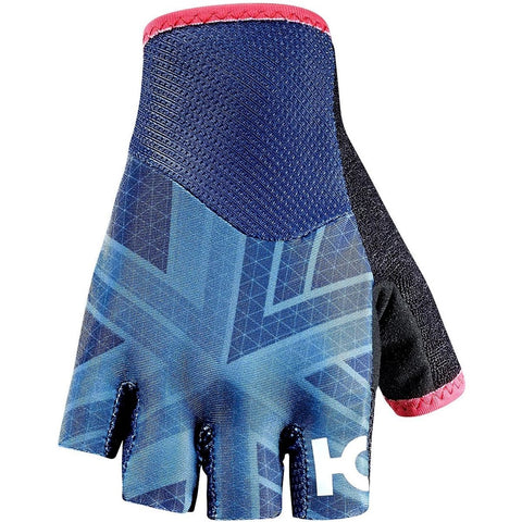 Katusha SUPERLIGHT Gloves - Peacoat AOP