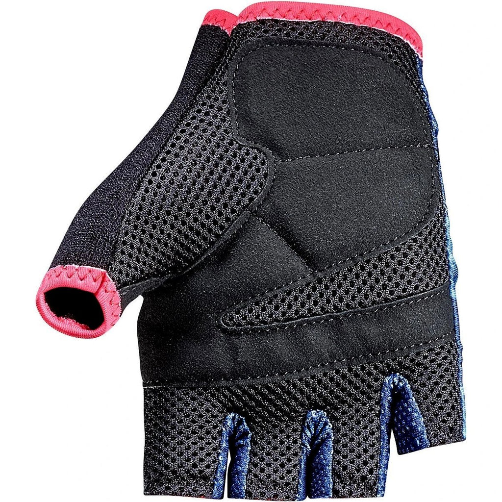 Katusha SUPERLIGHT Cycling Gloves - Peacoat AOP