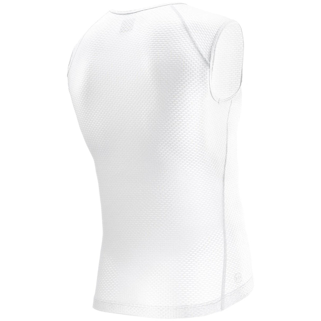 Katusha SUPERLIGHT Cycling Base Layer Sleeveless - White