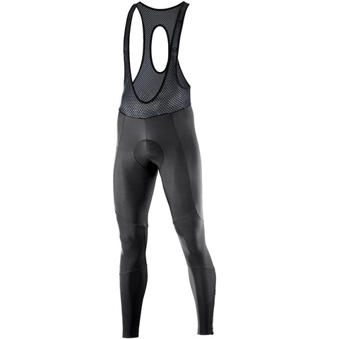 Katusha WARM DWR Cycling Bib Tights - Black