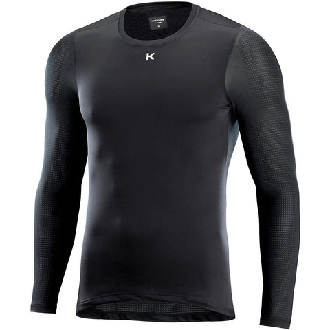 Katusha WINDBLOCK Cycling Base Layer Long Sleeve - Black
