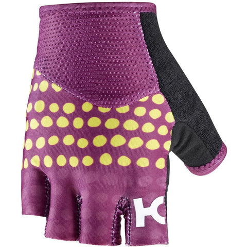 Katusha Women ALLURE Cycling Gloves - Native Anemone