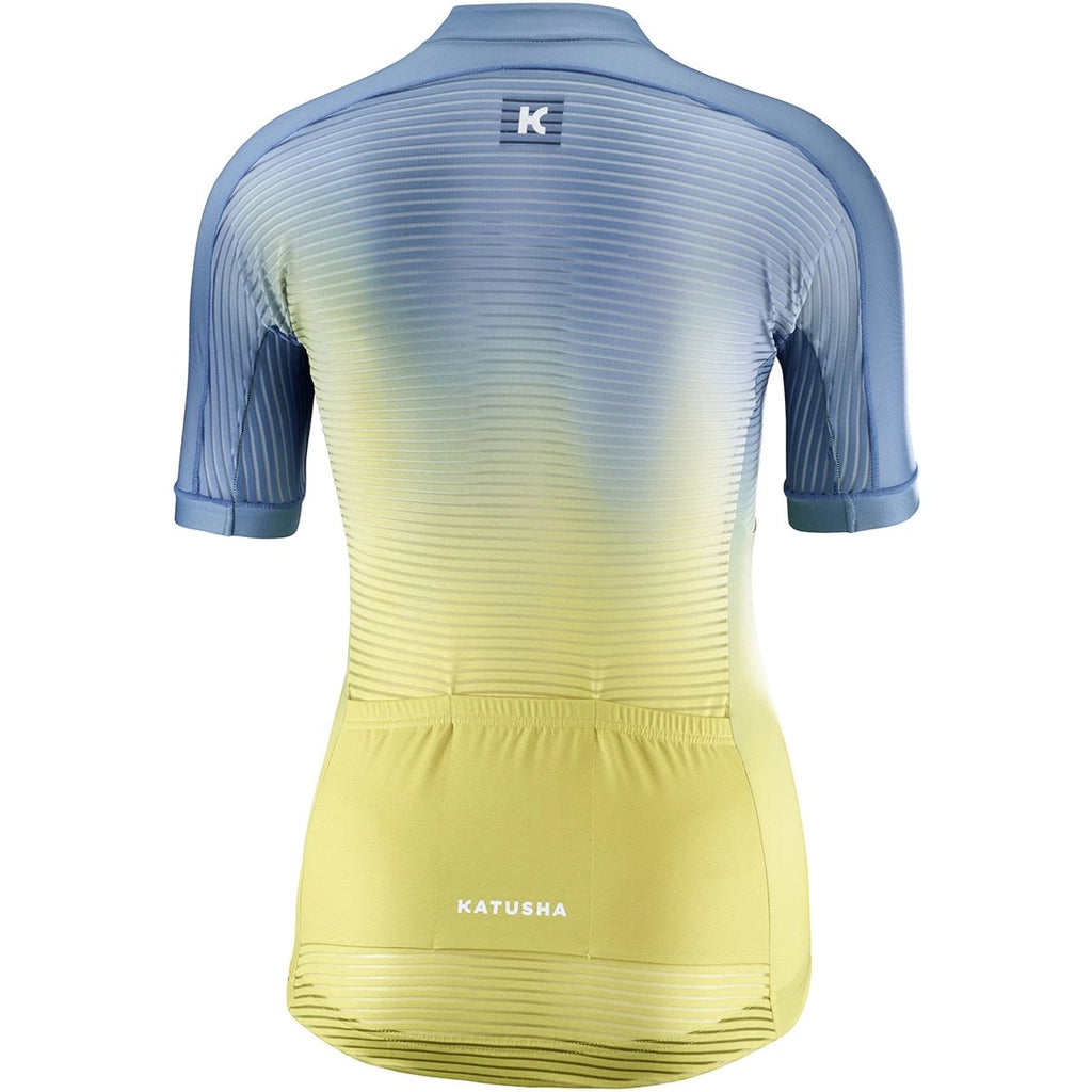 Katusha Women ALLURE Cycling Jersey Short Sleeve - Dip It