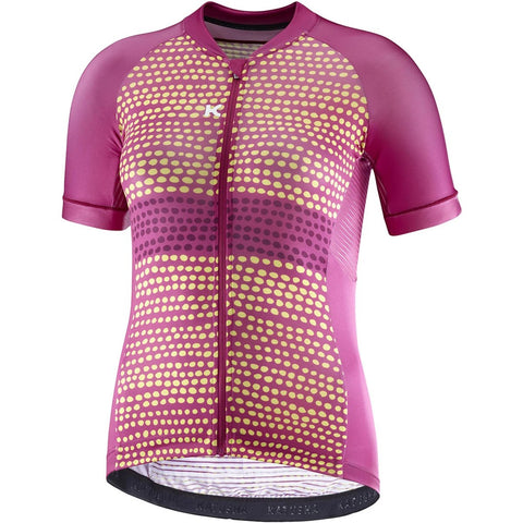 Katusha Women ALLURE Cycling Jersey Short Sleeve - Native Anemone