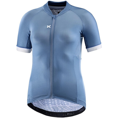 Katusha Women ALLURE Cycling Jersey Short Sleeve - Stellar Native