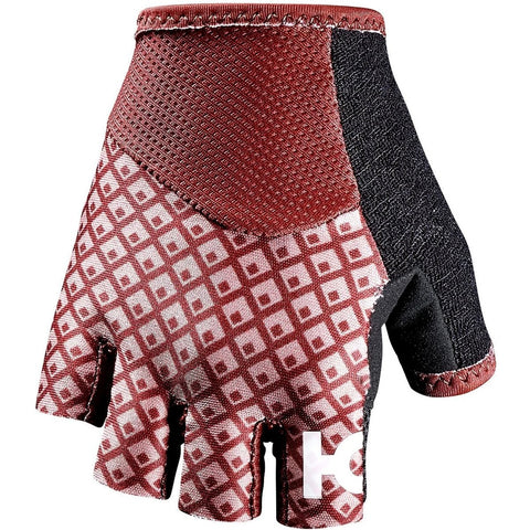 Katusha Womens ALLURE Gloves - Light Mahogany AOP