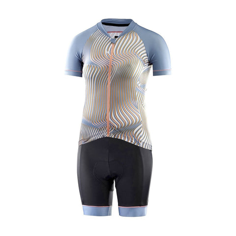 ALLURE Cycling Kit - Warp Citadel