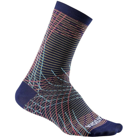Katusha Womens ALLURE Cycling Socks - Aquarelle AOP Mikado