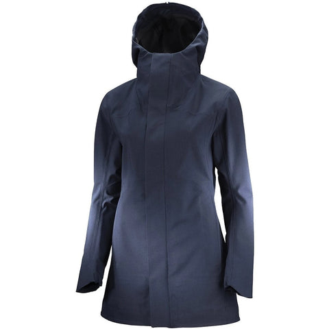 Katusha Urban Cycling Apparel - Womens 3L RAIN Coat - Salute