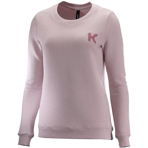 Katusha Cycling Womens SWEATSHIRT - Woodrose