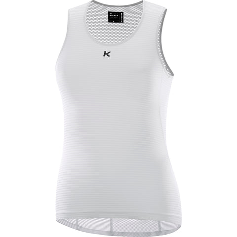 KATUSHA Women's Cycling Base Layer - White