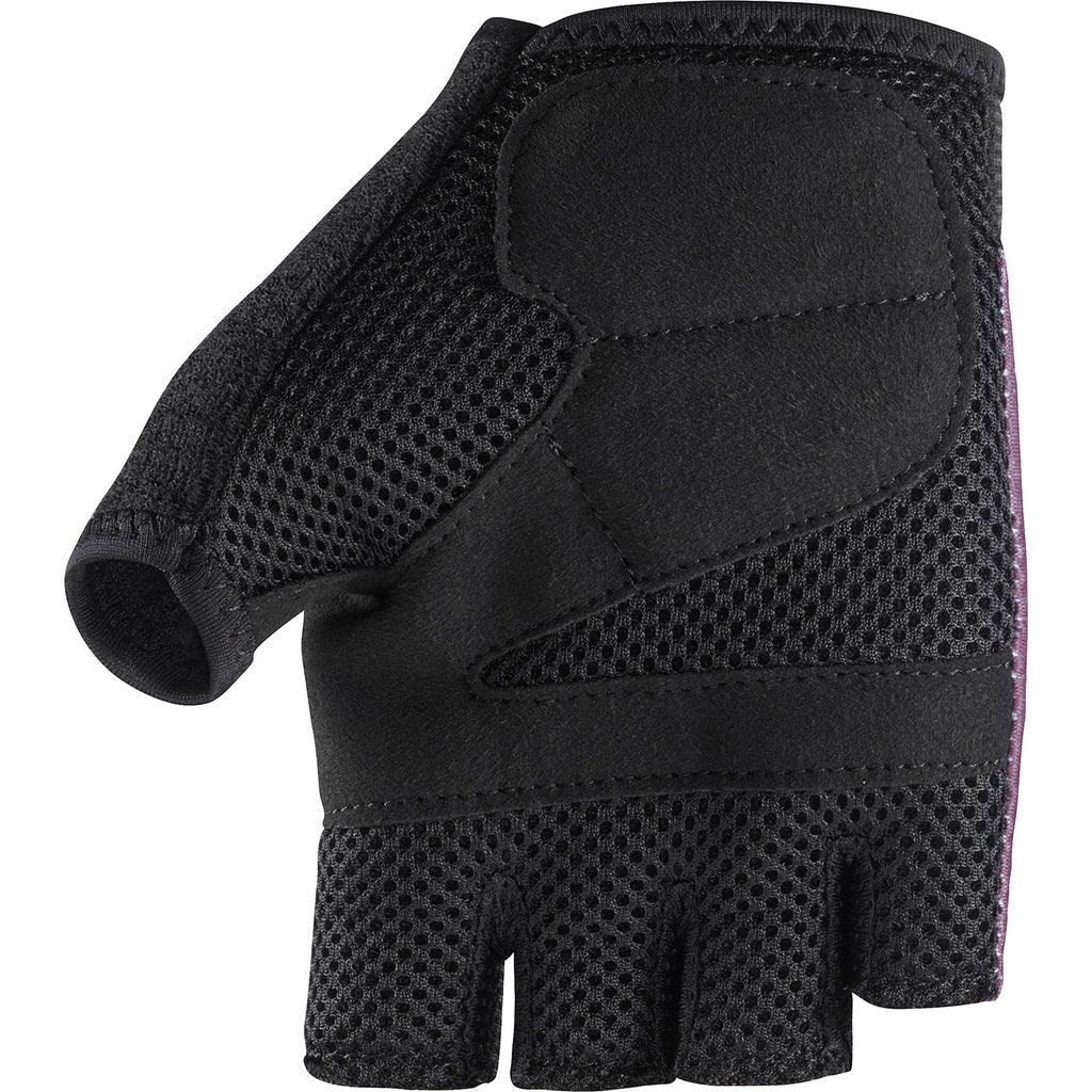 KATUSHA Women's Allure Cycling Gloves - Plum Wine
