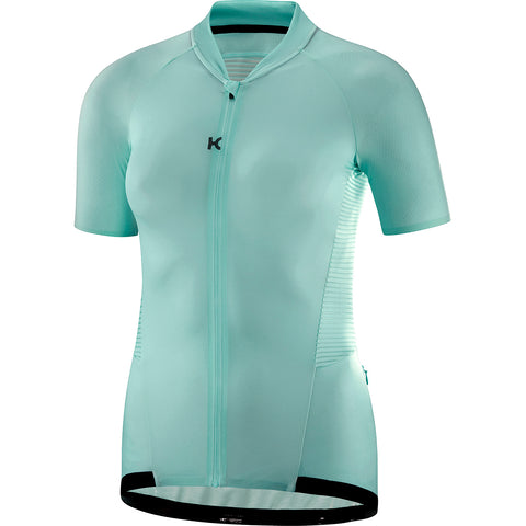 KATUSHA Women's Allure Cycling Jersey - Blue Surf
