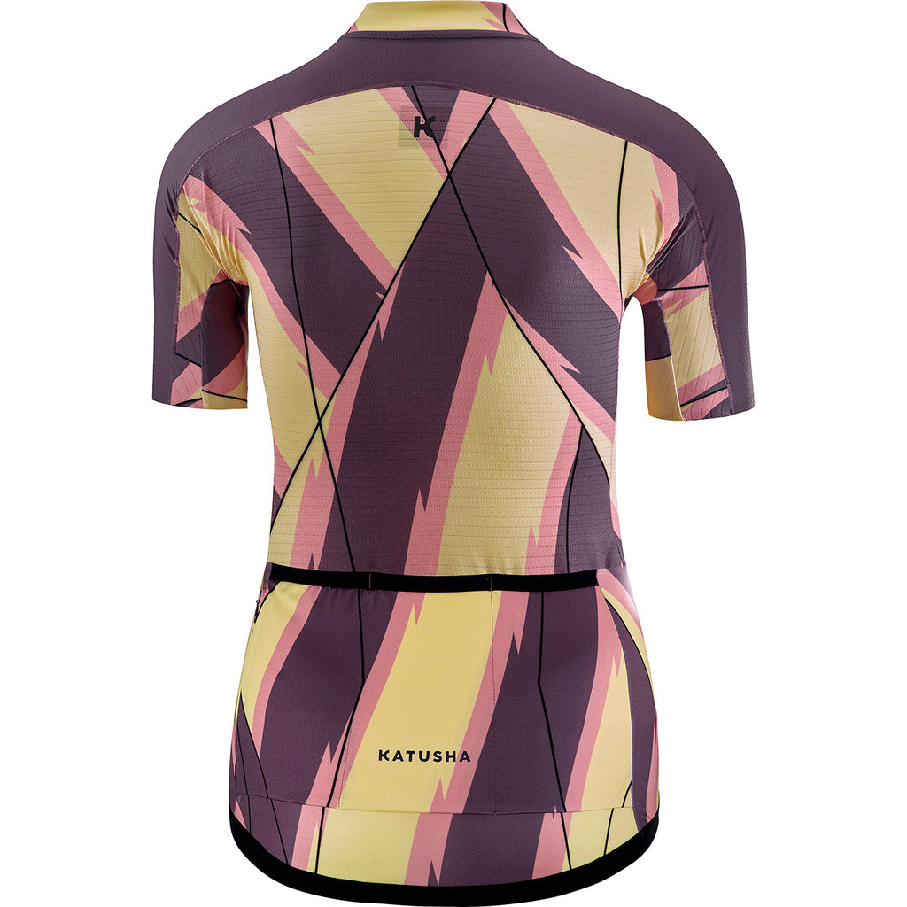 KATUSHA Women's Allure Cycling Jersey - Bold