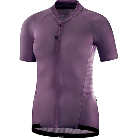 KATUSHA Women's Allure Cycling Jersey - Plum Wine