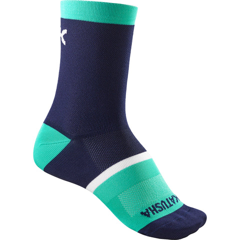 KATUSHA Women's TEAM Race Cycling Socks - Bigla KATUSHA