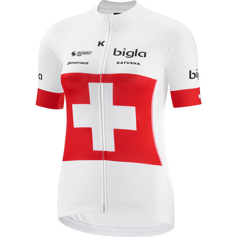 TEAM Jersey - Bigla KATUSHA / Swiss Champion