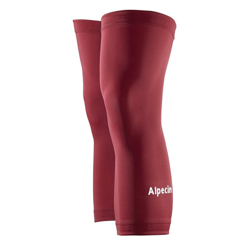 Katusha REPLICA Cycling Knee Warmers - Sangre