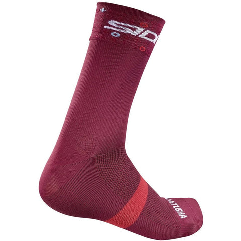 Katusha TEAM KATUSHA 2018 Socks Long - Sangre