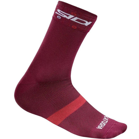 Team KATUSHA ALPECIN Cycling Socks Long - Sangre