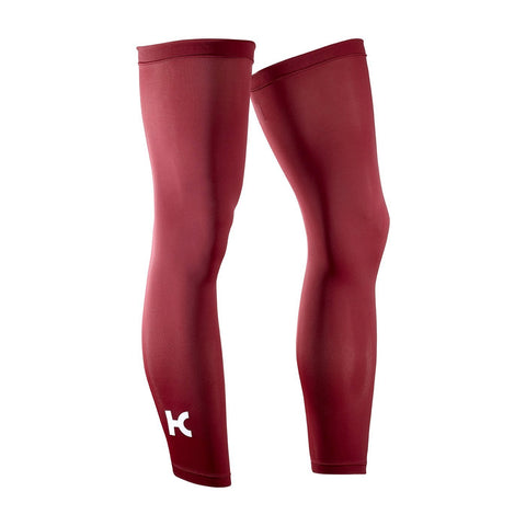 Katusha TEAM KATUSHA Fleece Leg Warmers - Sangre