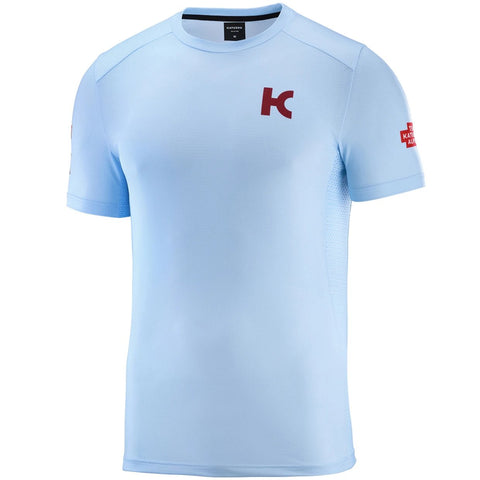 Team Katusha Alpecin Training T-Shirt - Light Blue