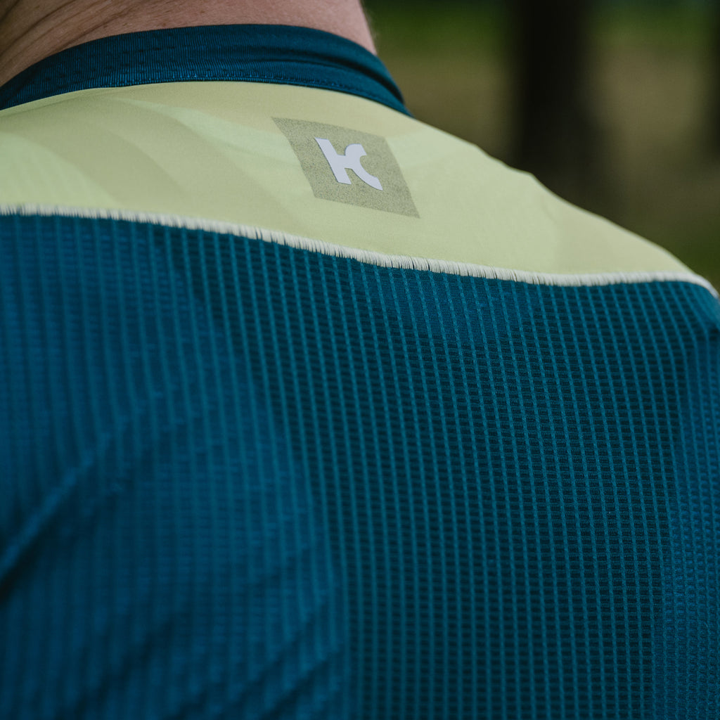 SUPERLIGHT Jersey - Deep Teal / Sharp Green