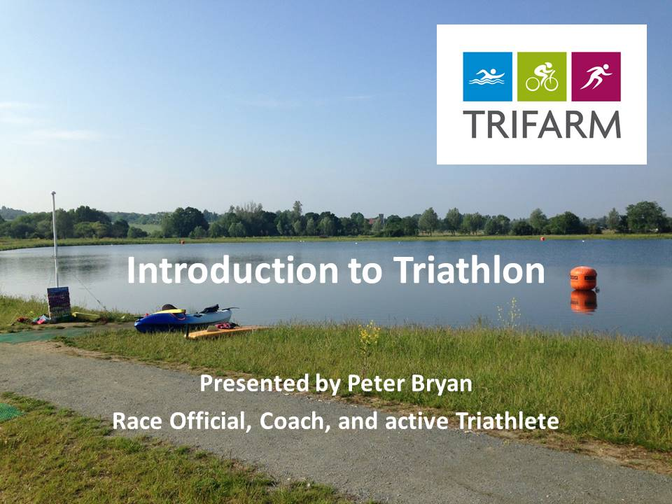 Introduction to Triathlon Course 2020