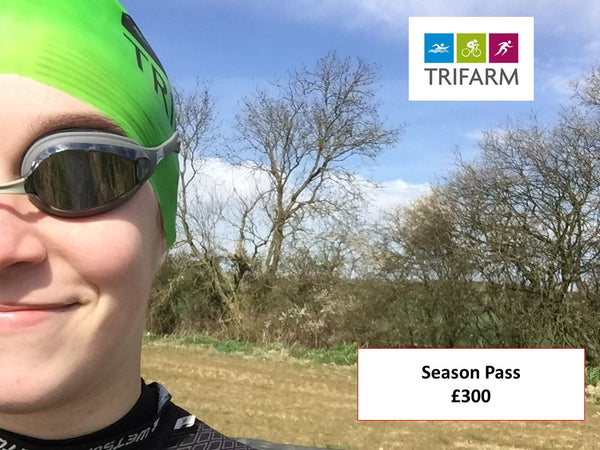 Trifarm Season Swim Pass