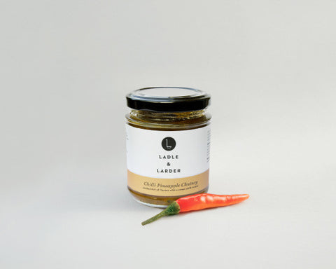 Chilli Pineapple Chutney
