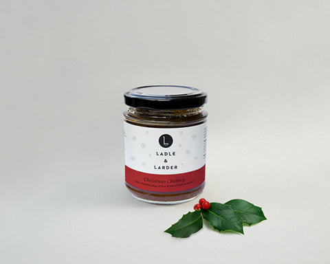 ON SALE - Christmas Chutney