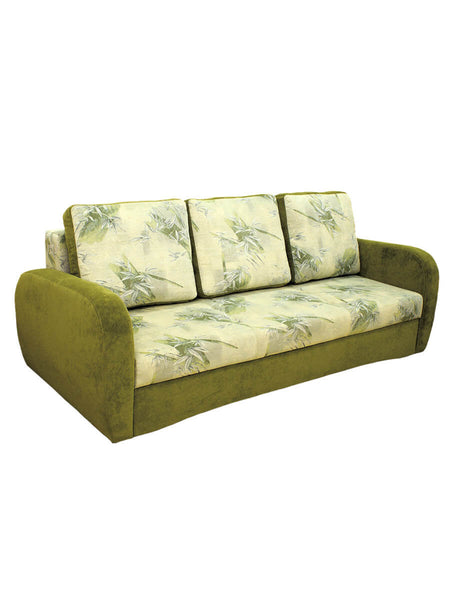 Yellowish sofa