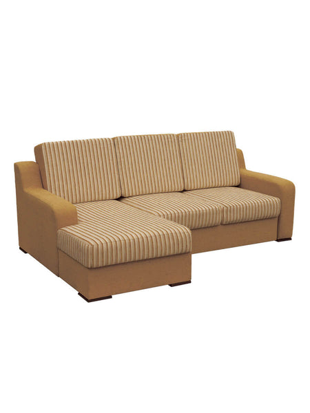 Lined design sofa