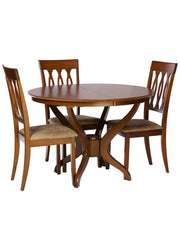 Browny Dining set