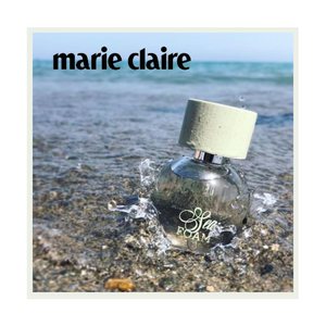 Sea Foam featured in Marie Claire's Six Sustainable Fragrances for Conscious Spritzing