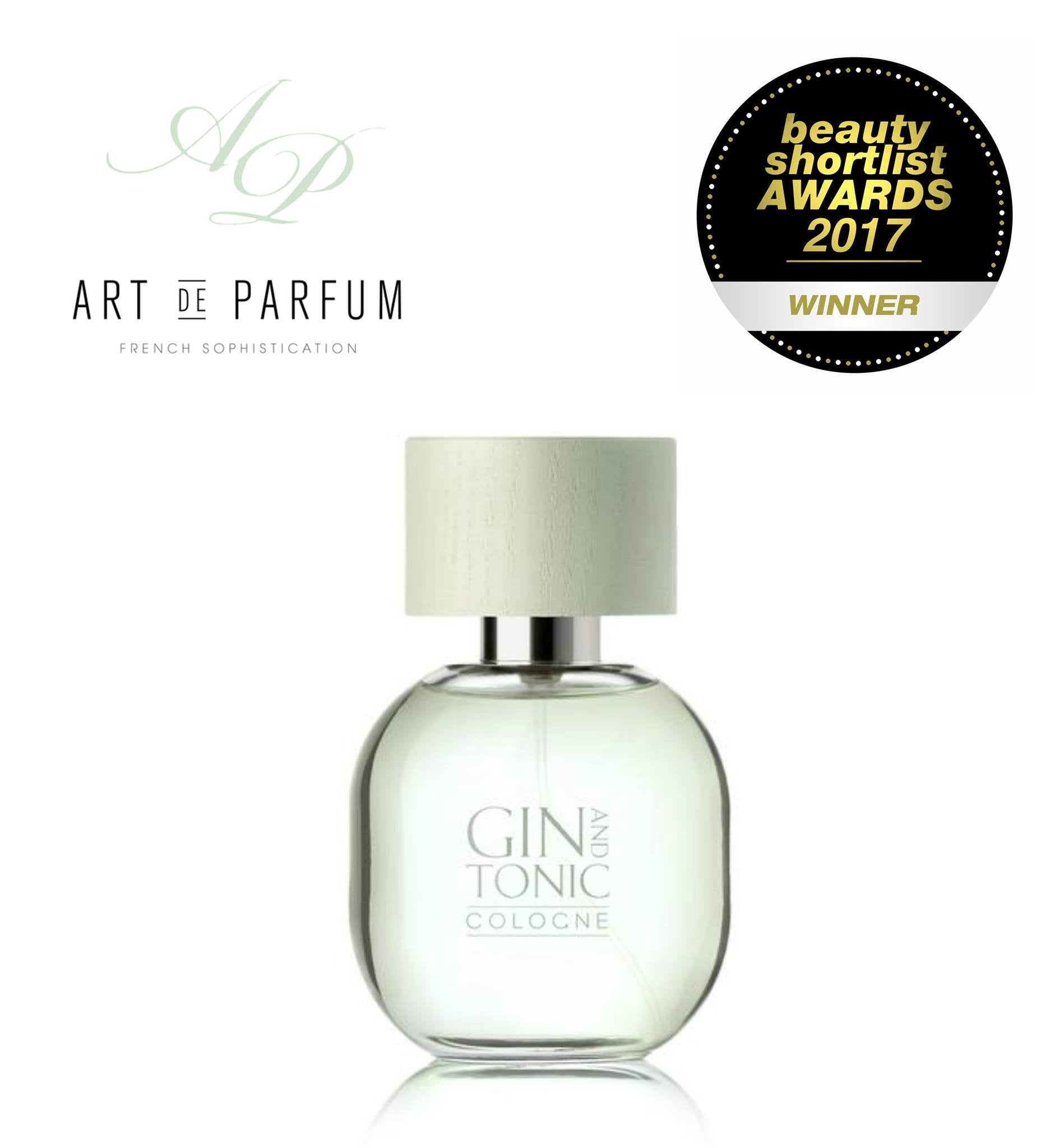 We are Beauty Shortlist's BEST FRAGRANCE WINNER for 2017!