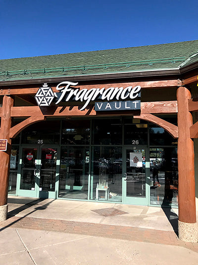 Fragrance Vault, based in Lake Tahoe, California, United States